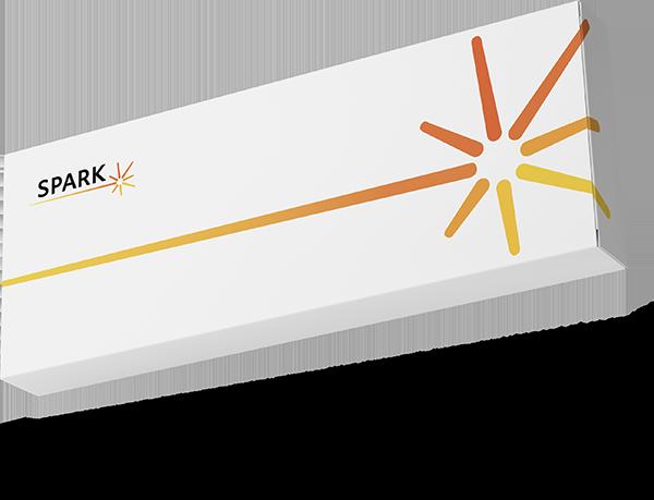 Spark pack image